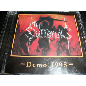 The Suffering - Demo 1998 - Cd Death Metal México Cenotaph