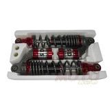 Amortecedor Esportivo A Gás Cg Titan 125 / 150 - Vermelho