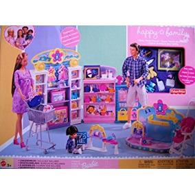 Juguete Barbie Happy Family Tienda Baby Playset (2002)