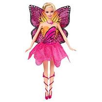 Juguete Barbie Mariposa Y La Princesa De Hadas Mariposa De
