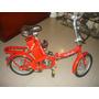 Bicicleta Eléctrica Como Nueva