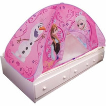Frozen Tienda De Campaña Elsa Y Anna 2 En 1 Cama O Piso Nb