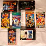 Cartuchos Para Super Nint Y Super Fami--nuevos- En Caja!!