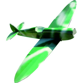 Kit Para Armar Spitfire Motor Electrico