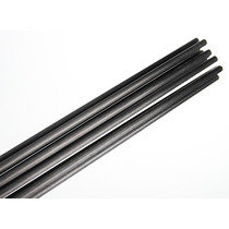 Vareta Fibra De Carbono - Carbon Fiber Rod (solid) 1.5x750mm