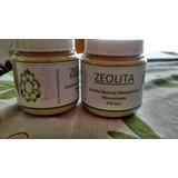 Zeolita 100% Natural Micronizada. 270grs.