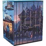 Box Harry Potter 7 Livros Coleção Completa - Frete Grátis