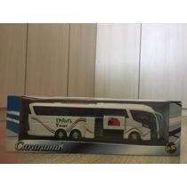 Linda Miniatura Ônibus Scania Irizar Pb - Escala 1/50