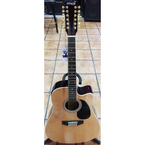 Agotada!!!guitarra De 12 Cuerdas!!!