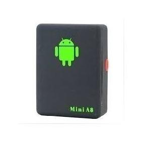Mini Rastreador Gsm Veicular A8 Moto Carro Esculta Espiã