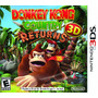 Juego Donkey Kong Contry Returns 3ds Nintendo 3ds Fisico