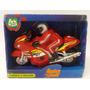 Moto Movida A Fricção Brinquedo Infantil Pequeno