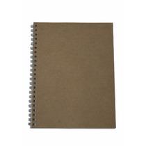 Kit 50 Blocos Ecológicos Formato Caderno Reciclado 099