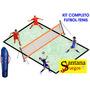 Kit Cancha Futbol Tenis Profesional Santana
