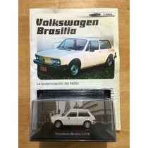 Grandes Autos Memorables Vw Volkswagen Brasilia (1974) .