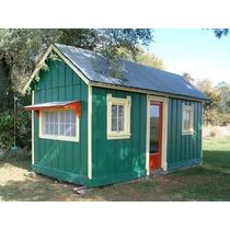 Casa Pré-fabricada E Construção De Mini Casa - Tiny House Sp