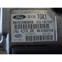 Modulo De Injeção Ford Eco Sport 1.6 Flex Bn1512a650 Db Tgk1