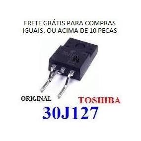 30j127 - 30 J 127 - 30j 127 - Gt30j127 - Original!!! Toshiba