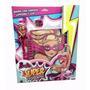 Diario Barbie Super Princesa Candado Y Super Lapicera