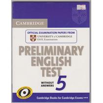 Preliminary English Test 5 ¡¡oferta!! Nuevo