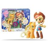 My Little Pony, Apple Jack Set Elements Of Friendship Hasbro