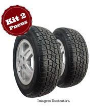 Kit 2 Pneu 205/65r15 Remold Pirelli Scorpion Atr Gw Tyre