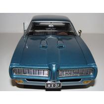 Pontiac Gto 1968 - Miniatura 1:18 Ertl - Caixa Original