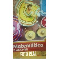 Matemática Bianchini 7 Editora Moderna