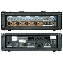 Consola Mixer 9 Entradas Moon M 410 Pote 600w C/ Efectos Cjf