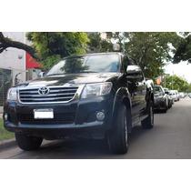 Toyota Hilux Srv 2.7 Nafta Japonesa Bajo Consumo 4x2