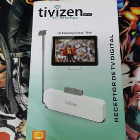 Receptor Tv Digital Tablet Samsung Galaxy Note 10.1 Tivizen