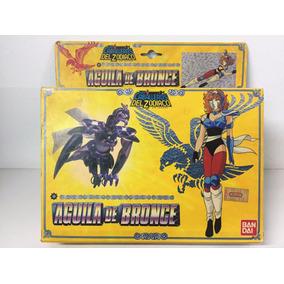 Cavaleiros Zodíaco Marin Aguia Original Bandai Vintage 1987