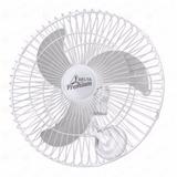 Ventilador Parede 60 Cm Premium Bivolt Branco Venti-delta