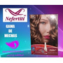 Promocion Gama De Mechas De Colores Tinte Nefertiti