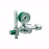 Válvula Reguladora Fluxômetro Cilindro De Oxigênio Vf010