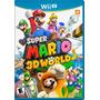 Juego Super Mario 3d World Para Wii U Fisico Nuevo Original