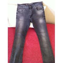 Pantalon Jean Hombre - Usado - Kevingston -excelente Estado!