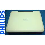 Philips Pet714 Pet718/55 Tocador Dvd Portatil, Defeito