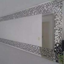 Espejo Artesanal !! Medidas 130x50