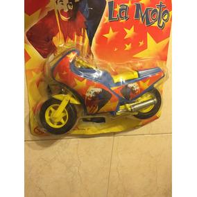 Piñon Fijo Juguete Plastico La Moto En Su Blister