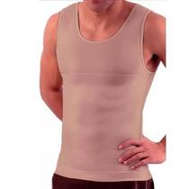 Cinta Modeladora Masculina Slim - Colete - Alta Compressão