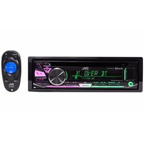 Auto Estéreo Jvc Kd-r97bt Bluetooth Usb Carro Auxiliar