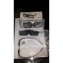 Óculos 3d Ativo Philips Kit Com 2 Unidades