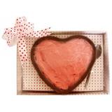 Coração De Páscoa Colher Trufado Recheado 500g Caseiro Amor