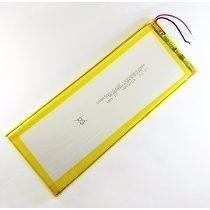 Bateria Tablet Multilaser M8 4000 Mah 3.7v 2 Fios + Garantia