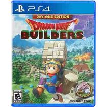 Dragon Quest Builders Mídia Física Ps4