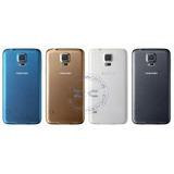Tampa Traseira Galaxy S5 Mini Fundo G800 Duos Mega Promoção