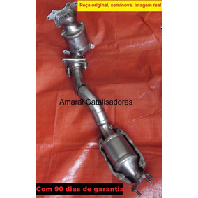 Catalisador Honda City / New Fit 2009 Em Diante