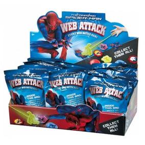 Juguete Spiderman Cotillon Original De Kreisel Niños
