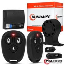 Alarme Carro Taramps Tw20 Desliga Som Fiat Strada 2013